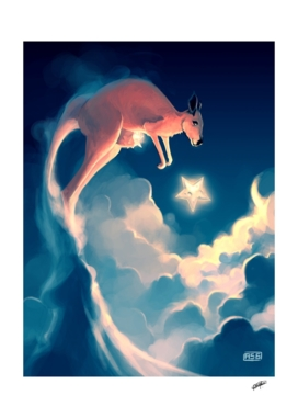 La fable du kangourou