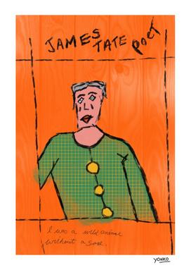 James Tate the poet