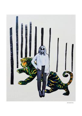 tiger&girl