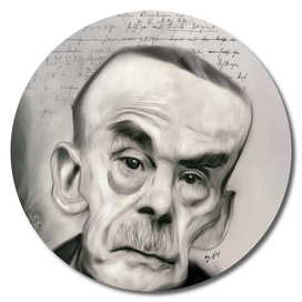 Pen artists: Thomas Mann