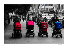 Prams on Parade