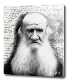 Pen artists: Leo Tolstoy