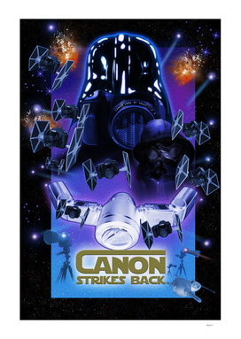 Canon Strikes Back