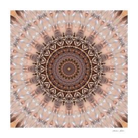 Mandala romantic pink