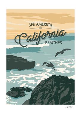 See America – California Beaches