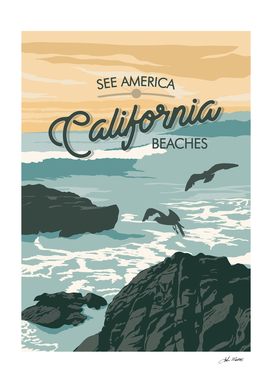 See America – California Beaches