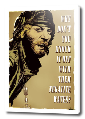 Kelly's Heroes: Oddball Says EXCLUSIVE Golden Brown version