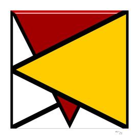 Four Triangles - Springtime