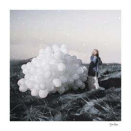 Balloon storm