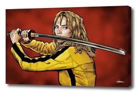 Tarantino: Kill Bill - The Bride