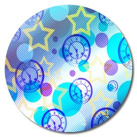 Stars, Clocks, and Circles