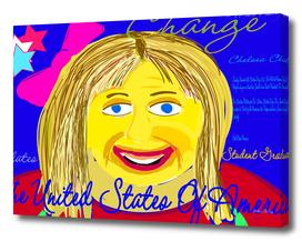 Chelse-Clinton.Painting