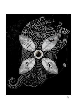 Black Collage