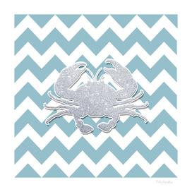 Silver Crab