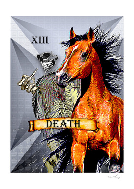 V~ DEATH CARD