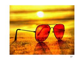 SUNSET ON THE BEACH DREAMS