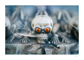 Skeletal Vape