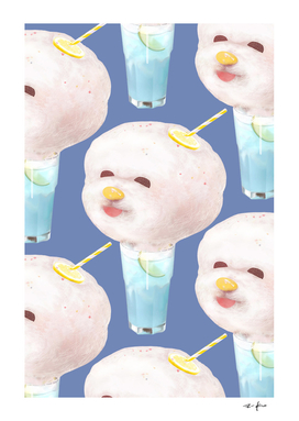 Cotton Candy Drink