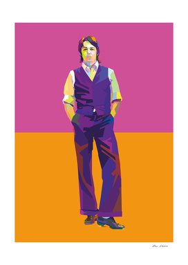 "WPAP - Paul McCartney "" The Beatles """