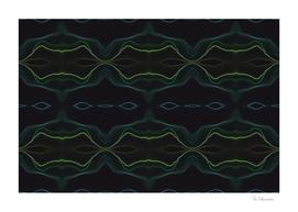 GREENERY BLUE LINE VIBES-A