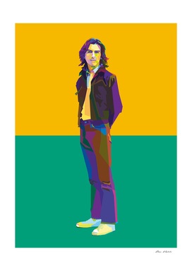 "WPAP - George Harrison "" The Beatles """