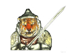 Warrior Tiger