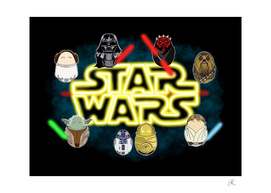 Star Wars Tiggles