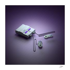 Sasfepu Super Nintendo (US)