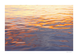 Izola, Slovenia - the reflection of light on the