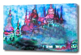lavra, kiev landscape