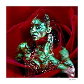 Oriental Rose