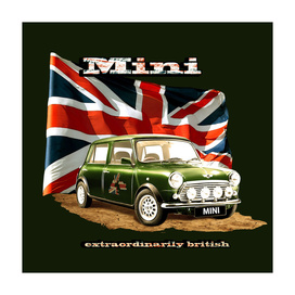 Mini ...extraordinarily british