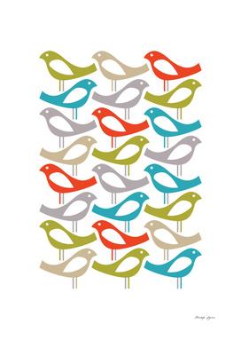 Birds No:1