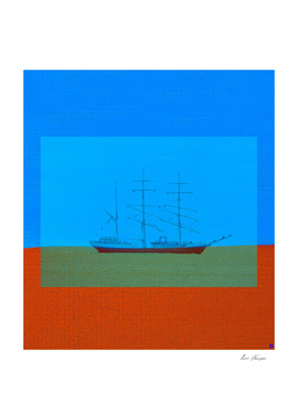 Desert sailing
