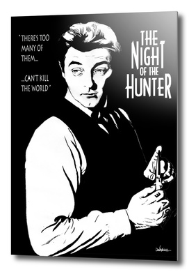 Mitchum - Night Of The Hunter : Noir Edition
