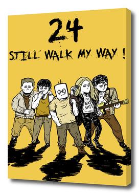 Walk my way