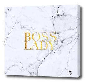 boos lady