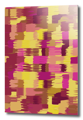 pink yellow and brown painting abstract background
