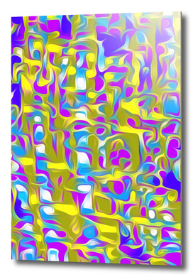yellow pink and purple painting texture