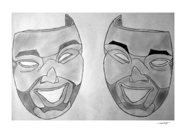 Happy Masks