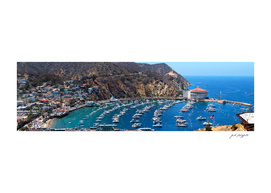 Catalina Island Panorama