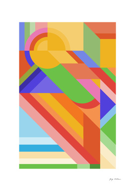Geometric Abstract (3)