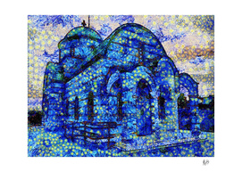 VAN GOGH - CALIA - GREEK CHURCH NO. 2