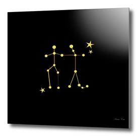 Gemini gold smal