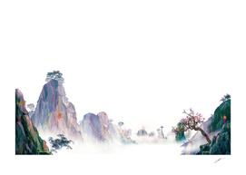 CHINESE LANDSCAPE I