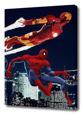 Marvel: Spider-Man and Iron Man