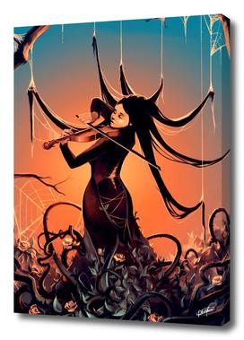 Fiddleback