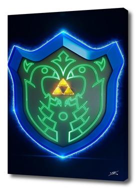 3D Link Mirror Shield