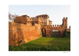 italian medieval castle