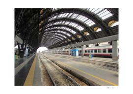 Milan train station - Italy